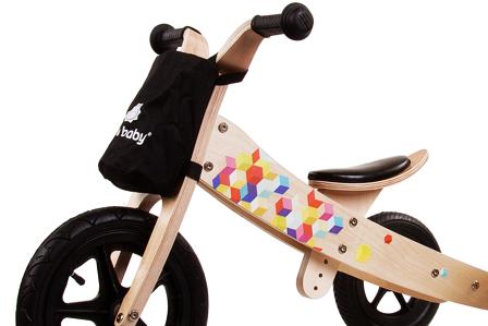 Rowerek twist Cubic przyjaźny środowisku
