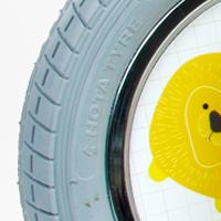 Bicikl na gumenim kotačima
